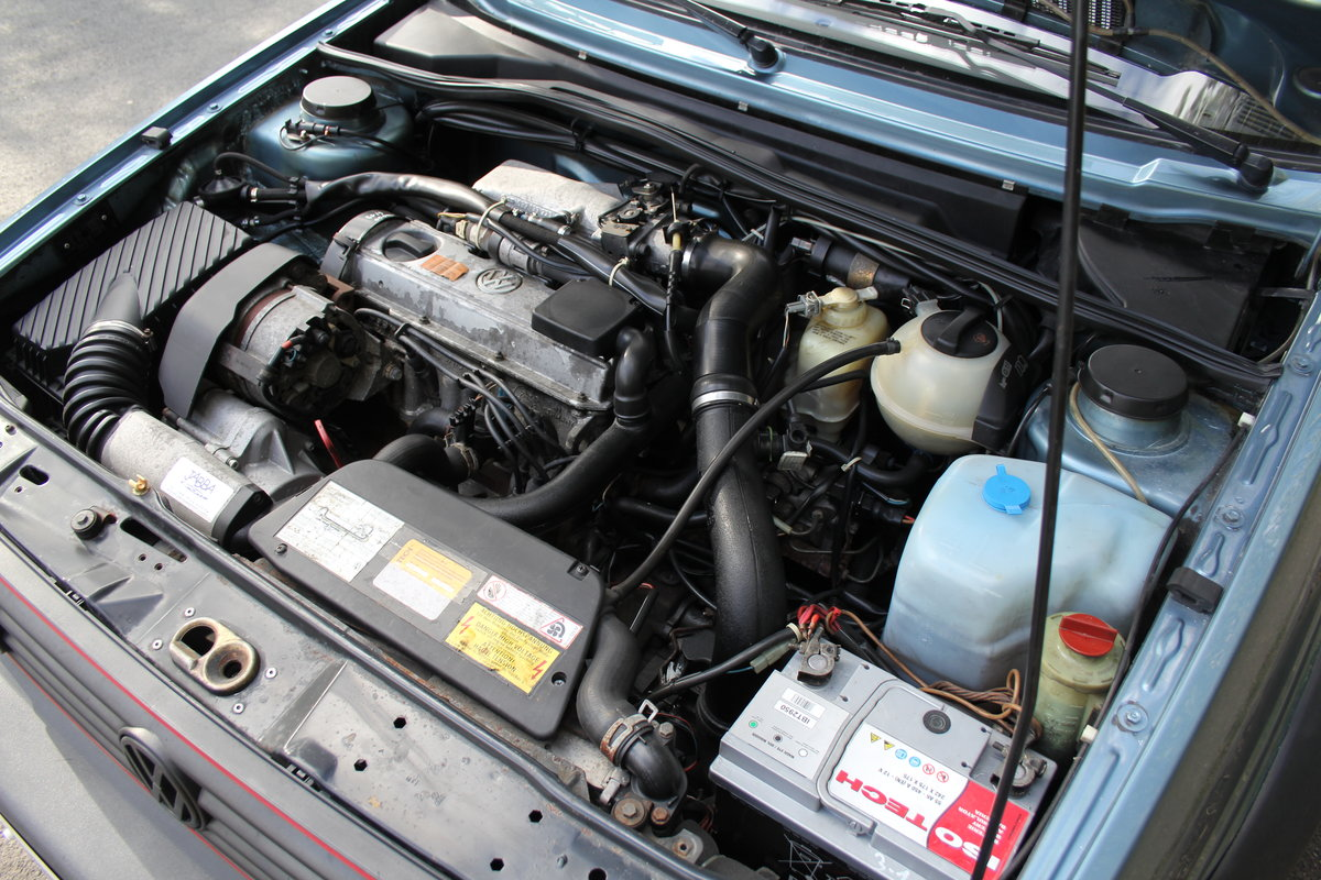 1990 Volkswagen Golf GTI MkII G60, 70k miles For Sale (picture 18 of 20)