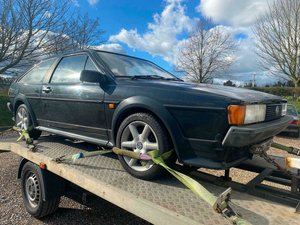 Picture of 1988 MK2 Scirocco GT Manual, Light Restoration Project For Sale