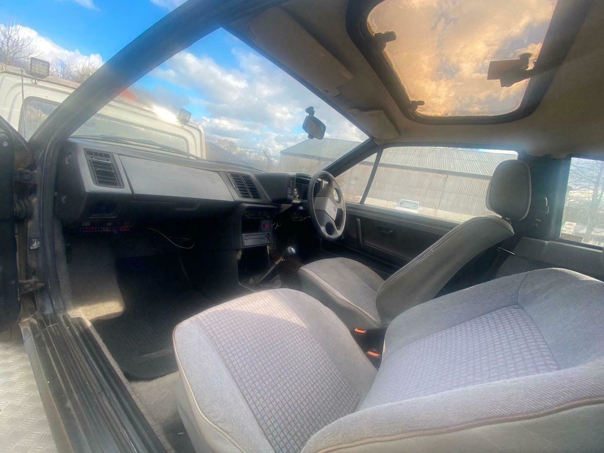 1988 MK2 Scirocco GT Manual, Light Restoration Project For Sale (picture 8 of 10)