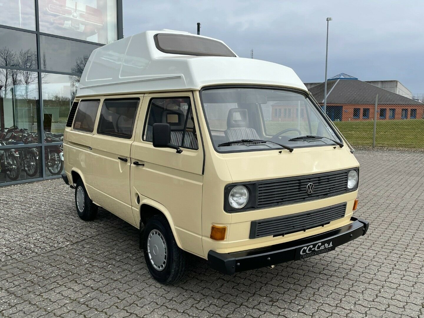1983 Nice Westfalia! For Sale (picture 1 of 12)