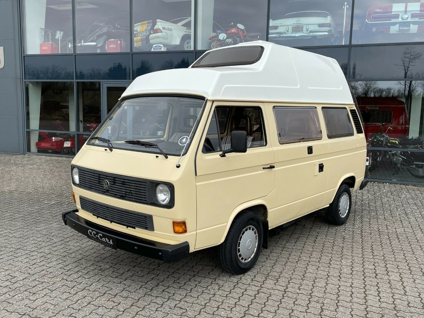 1983 Nice Westfalia! For Sale (picture 2 of 12)