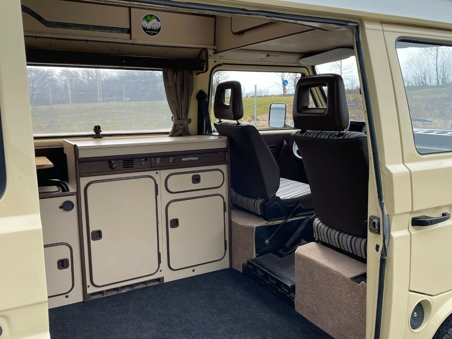 1983 Nice Westfalia! For Sale (picture 8 of 12)