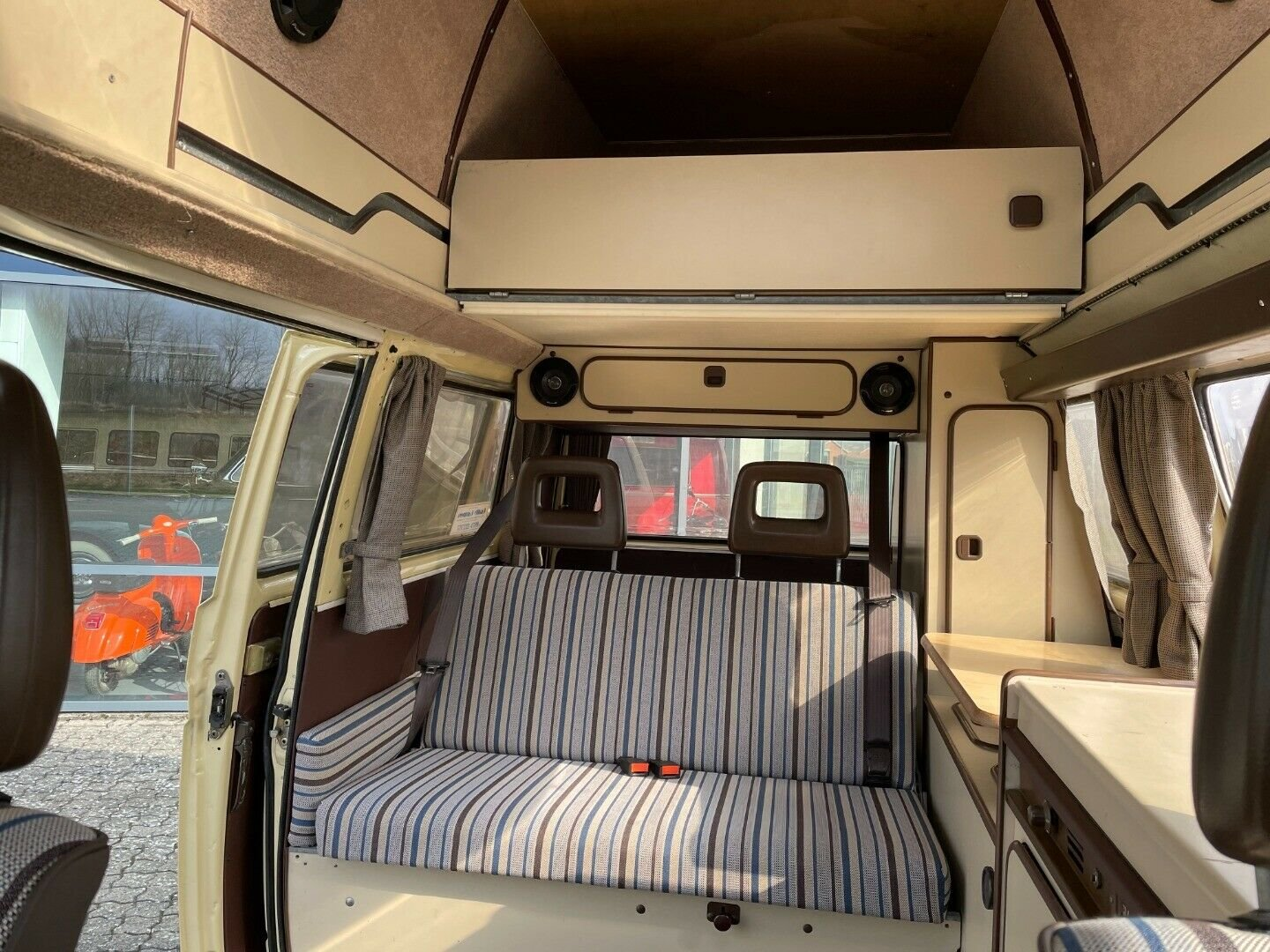 1983 Nice Westfalia! For Sale (picture 12 of 12)