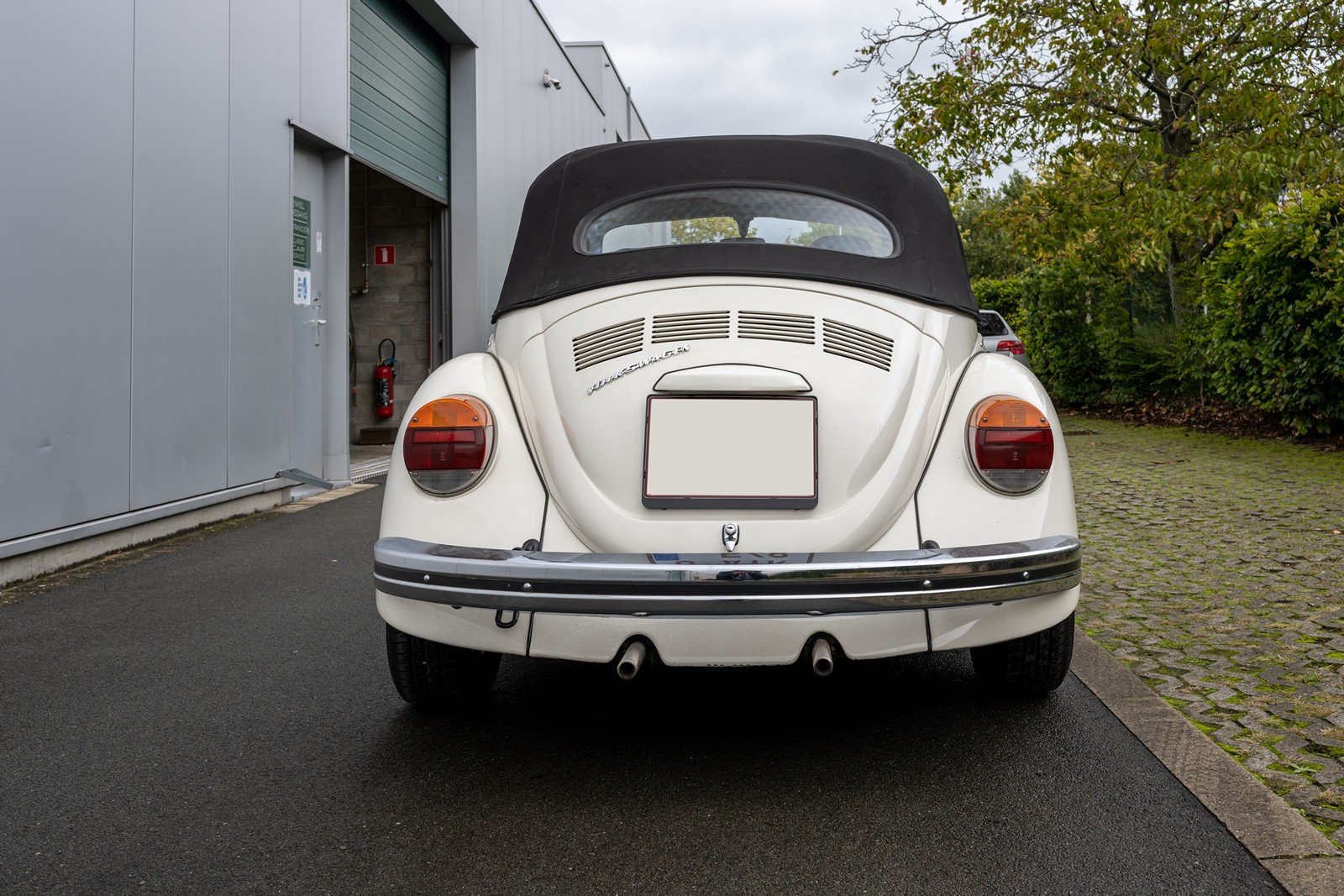 1973 Volkswagen Beetle Type 1303 Cabriolet For Sale (picture 11 of 39)