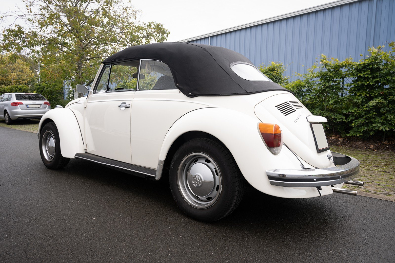 1973 Volkswagen Beetle Type 1303 Cabriolet For Sale (picture 12 of 39)