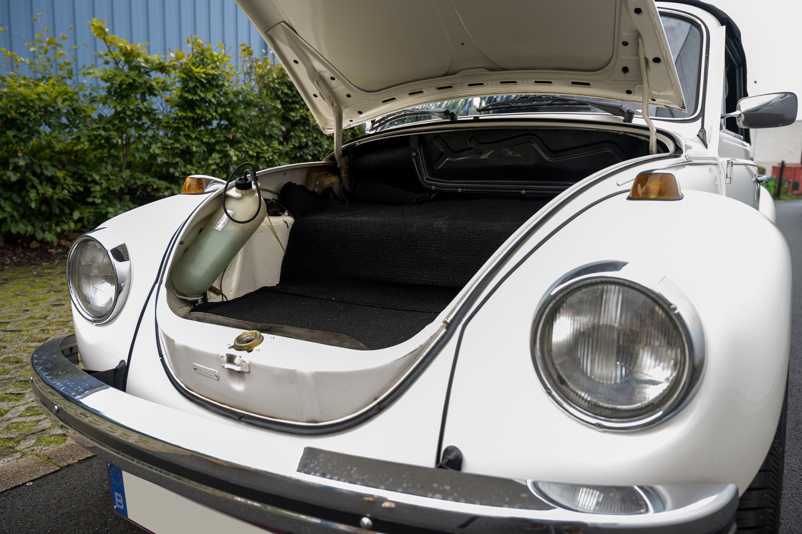 1973 Volkswagen Beetle Type 1303 Cabriolet For Sale (picture 23 of 39)