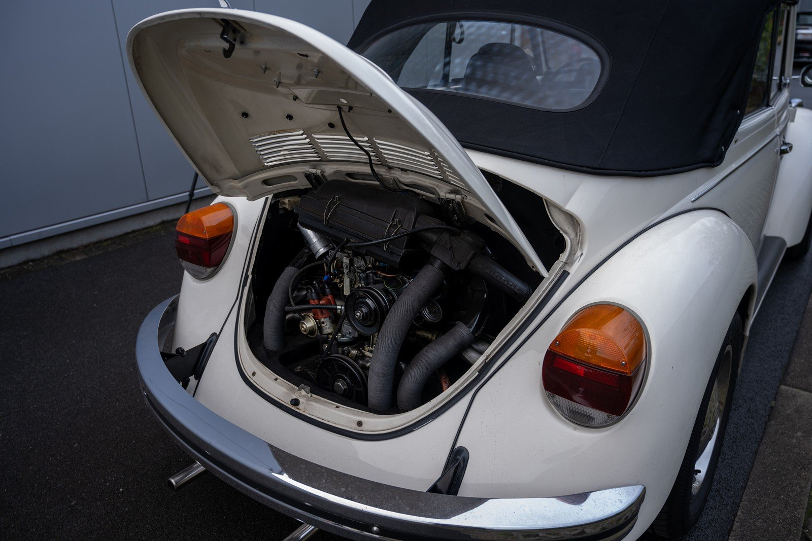 1973 Volkswagen Beetle Type 1303 Cabriolet For Sale (picture 38 of 39)