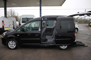 Picture of 2011 VOLKSWAGE CADDY  WITH WHEEL CHAIR ACCESS DRIVE FROM WHEEL CH For Sale