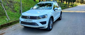 Picture of 2016 (65) VOLKSWAGEN TOUAREG 3.0 V6 TDI, 4x4, BLUEMOTION TEC For Sale