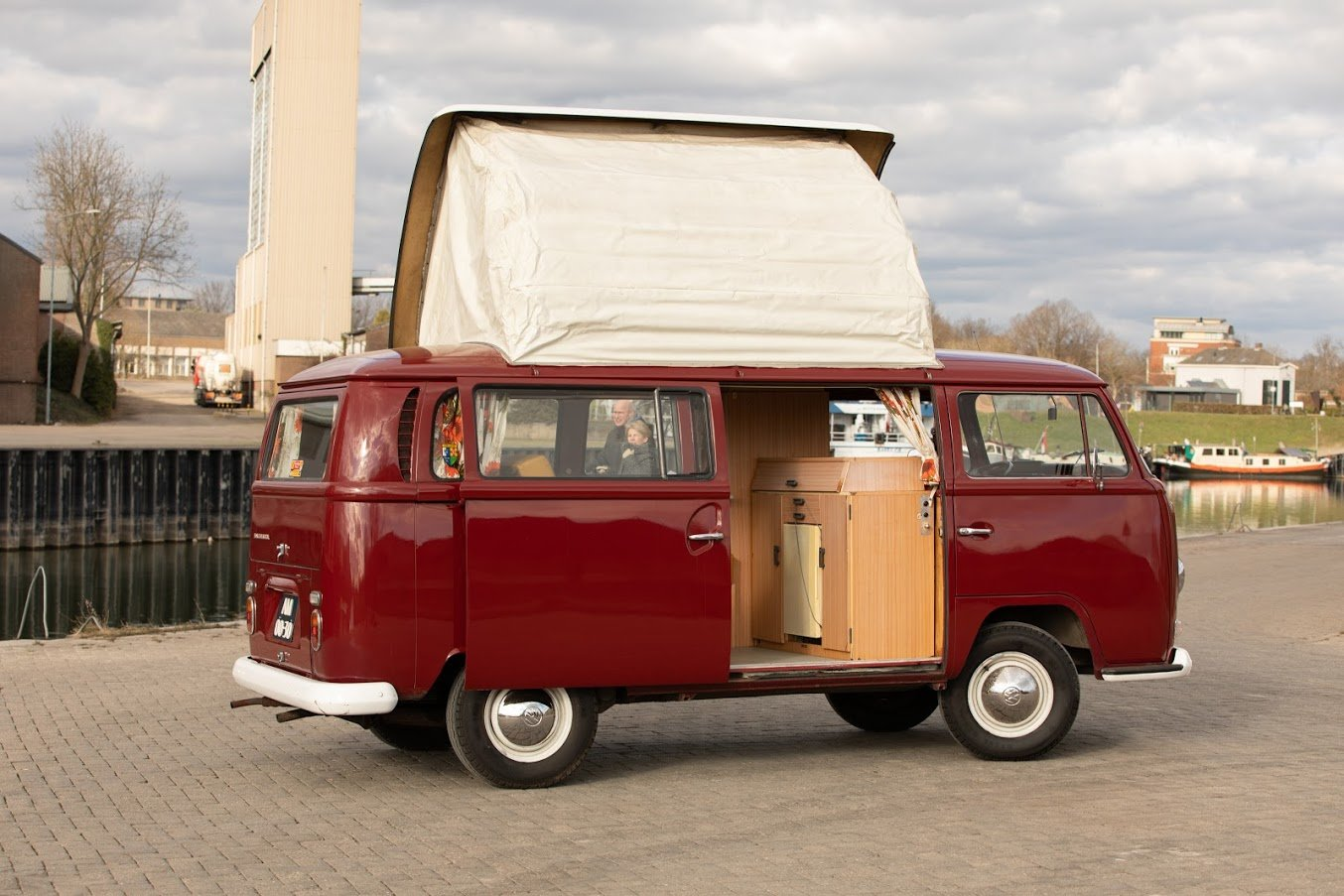 1968 Volkswagen T2A Doormobile, Westfalia Bus For Sale (picture 1 of 7)