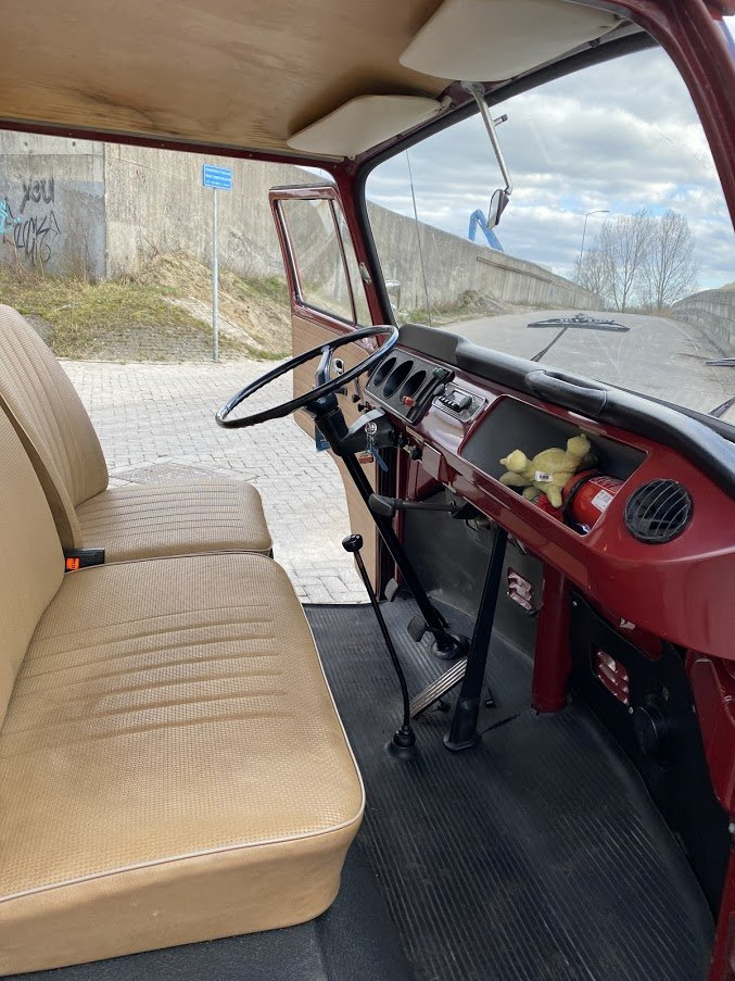 1968 Volkswagen T2A Doormobile, Westfalia Bus For Sale (picture 6 of 7)