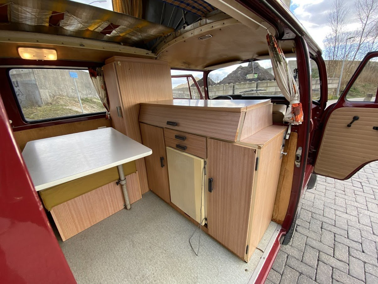 1968 Volkswagen T2A Doormobile, Westfalia Bus For Sale (picture 7 of 7)
