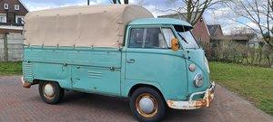 Picture of 1962 Volkswagen T1 Pickup, T1 Pritsche, Volkswagen Bus For Sale