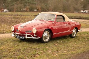 Picture of 1961 Volkswagen Karmann Ghia Convertible, For Sale