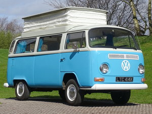 Picture of 1972 Volkswagen Transporter Type 2 Devon Moonraker For Sale by Auction