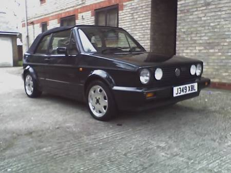 1992 vw golf 1 8 gti rivage convertible sold car and classic. Black Bedroom Furniture Sets. Home Design Ideas
