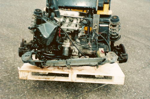 MK2 VW Corrado 2.0 16V  9A ENGINE & GEARBOX For Sale (picture 3 of 3)