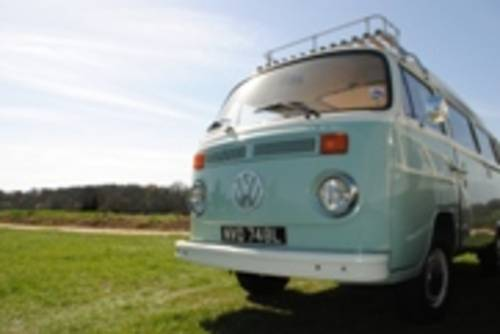1972 Buttercup Bus VW Camper Beetle Wedding Cars Surrey For Hire (picture 2 of 6)