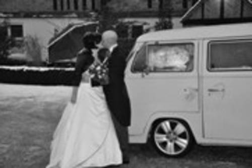 1972 Buttercup Bus VW Camper Beetle Wedding Cars Surrey For Hire (picture 4 of 6)