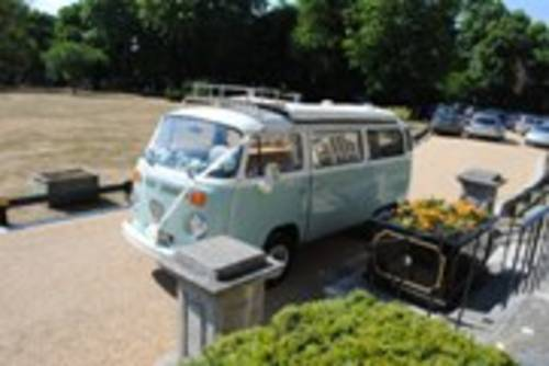 1972 Buttercup Bus VW Camper Beetle Wedding Cars Surrey For Hire (picture 6 of 6)
