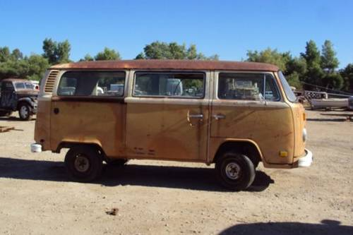 1977 VW Bay window  bus rust free  For Sale (picture 2 of 6)