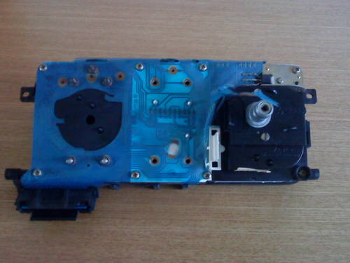 MK1 VW GOLF CL CLOCK  VDO TYPE For Sale (picture 2 of 6)