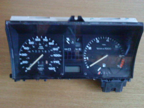 MK2 VW GOLF GTI  CLOCKS VDO & MOTOMETER TYPE For Sale (picture 1 of 6)