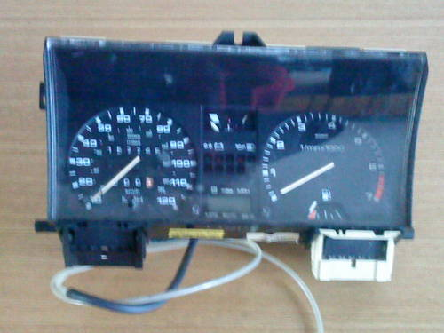 MK2 VW GOLF GTI  CLOCKS VDO & MOTOMETER TYPE For Sale (picture 4 of 6)