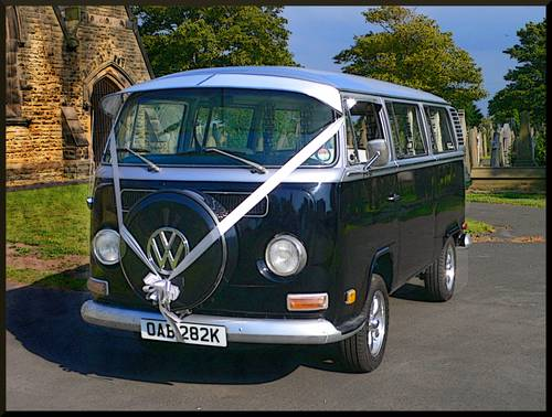 Welp 1971 VW Camperbus for weddings and events For Hire | Car And Classic BU-11