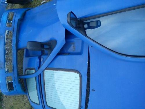 MK4 VW CADDY VAN FRONT & REAR DOORS For Sale (picture 1 of 6)