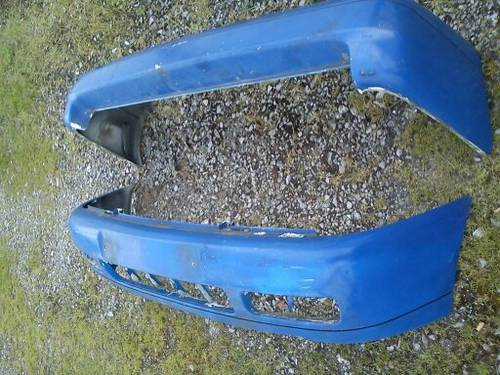 MK4 VW CADDY VAN FRONT & REAR DOORS For Sale (picture 4 of 6)