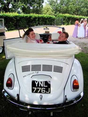 1971 V-DUB Rides - Classic VW Wedding Car Hire For Hire (picture 2 of 5)