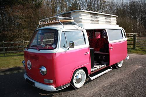 2fe3f2c575a14c ... 1971 RHD VW Early Bay Campervan SOLD (picture 1 of 3) ...