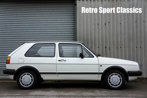 80's & 90's Volkswagen Hot Hatch's  Wanted (picture 1 of 6)