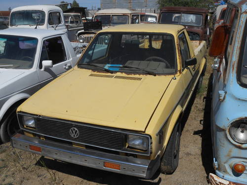 1980 Vw caddy  For Sale (picture 1 of 4)