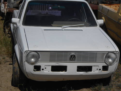 vw caddy 1982 For Sale (picture 1 of 5)