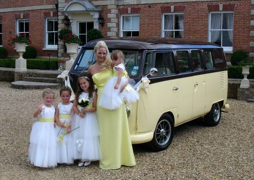 1965 Weddingwagens VW camper van wedding hire Dorset. For Hire (picture 3 of 5)