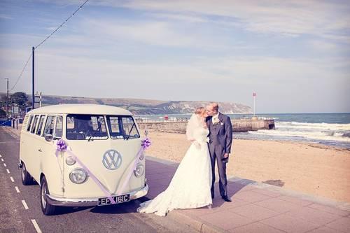 1965 Weddingwagens VW camper van wedding hire Dorset. For Hire (picture 5 of 5)