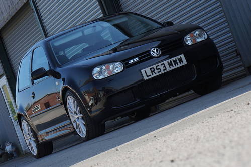 Volkswagen Golf R32 - Excellent Examples Wanted. Wanted (picture 1 of 1)