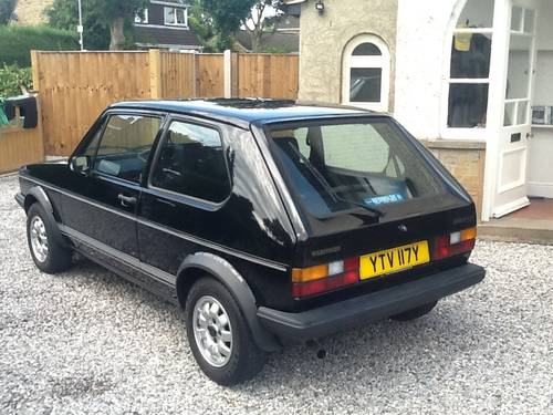 1983 Incredible Mk1 Golf GTI, only 53,000 miles SOLD (picture 3 of 6)