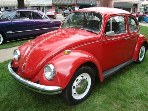 1968 Volkswagon Beetle For Sale (picture 1 of 6)