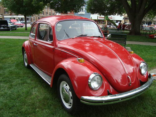 1968 Volkswagon Beetle For Sale (picture 2 of 6)