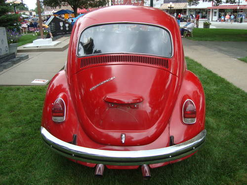 1968 Volkswagon Beetle For Sale (picture 3 of 6)