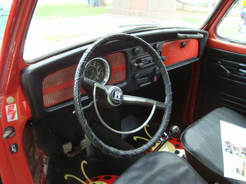 1968 Volkswagon Beetle For Sale (picture 4 of 6)