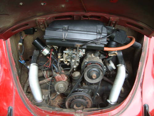 1968 Volkswagon Beetle For Sale (picture 6 of 6)