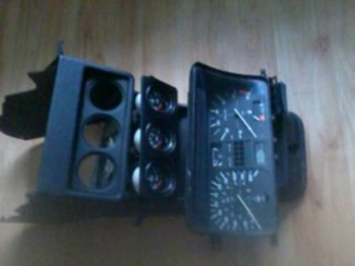 MK1 VW GOLF GTI CLIPPER VDO GAUGES / CLOCKS For Sale (picture 1 of 6)