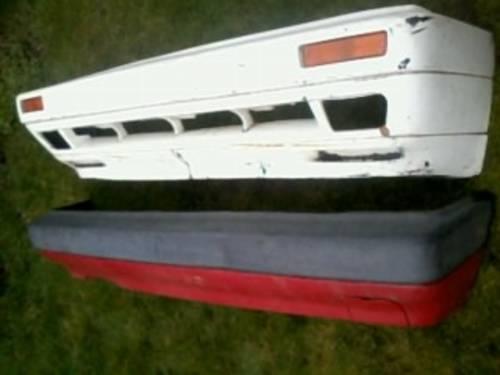 MK2 VW GOLF BUMPERS & ESTORIL WHEELS For Sale (picture 1 of 2)