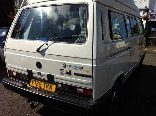 1989 Westsfalia T25 Wanted NOW!! Wanted (picture 1 of 1)