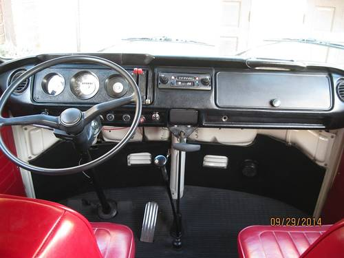 VW Original Westfalia Camper LHD 1968 SOLD (picture 3 of 6)