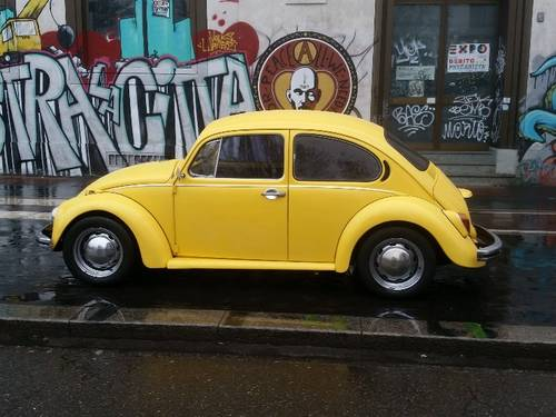 1973 restored beetle special car For Sale (picture 1 of 6)